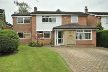 4 bed Detached property in Rowley Way, Knutsford