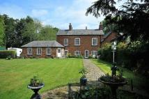 semi detached home for sale in Chelford Road, Knutsford