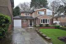 Detached house for sale in Higher Downs, Knutsford