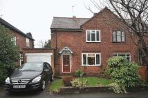 semi detached property in Holford Crescent...