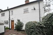 2 bed Terraced home to rent in Church Hill, Knutsford