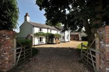 Detached home for sale in Crown Lane, Lower Peover