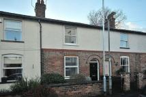 2 bedroom Terraced home in George Street, Knutsford