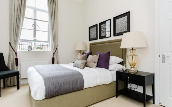One Bed Showhome