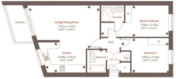 Apartment No.2