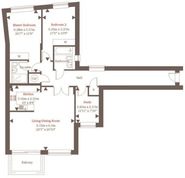 Apartment No.11
