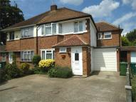semi detached home for sale in Ford Close, Shepperton...
