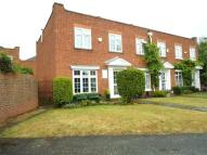 3 bedroom End of Terrace house in Dunboe Place, Shepperton...