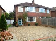 semi detached home in Squires Bridge Road...