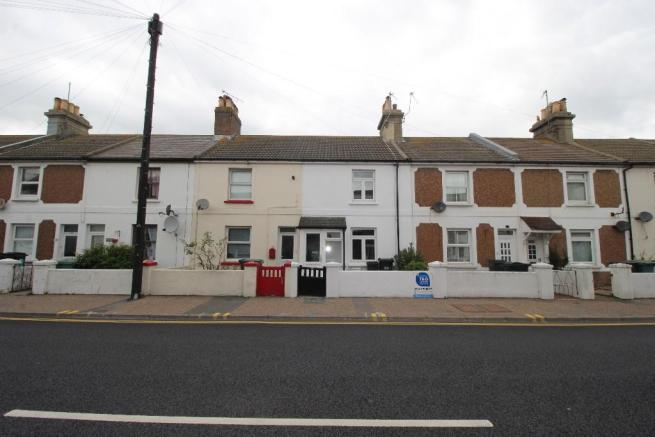 2 Bedroom Terraced House To Rent In Ashford Road Eastbourne East Sussex BN