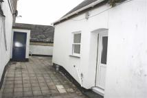 Flat in Church Lane, Barnstaple...