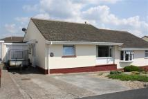 semi detached home in Mint Park Road, Braunton...