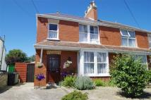 3 bedroom semi detached house in Braunton