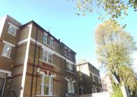 Flat to rent in Hillmarton Road