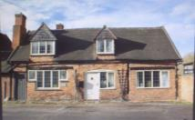 2 bed Cottage in Saddlers Cottage Yoxall...