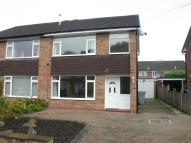 semi detached house to rent in POYNTON ( VERNON ROAD )