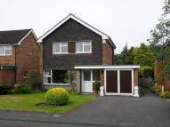 3 bed Detached property in POYNTON (BEECH CRESCENT)