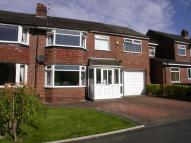 semi detached property for sale in POYNTON (HOCKLEY ROAD)