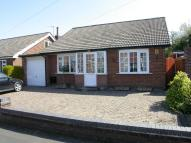 Detached Bungalow in POYNTON (BURTON DRIVE)
