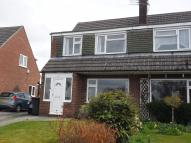 3 bed semi detached property in POYNTON (CHESTNUT DRIVE)