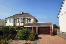 3 bed semi detached home for sale in Broadclose Road...