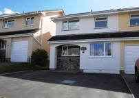 3 bed semi detached house for sale in Britten Drive, Barnstaple