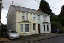 3 bed semi detached property in Station Road, St Blazey...