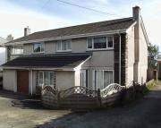 semi detached home for sale in Doubletrees, St Blazey...