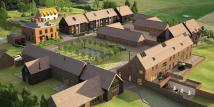 new development for sale in Hall Farm Estate