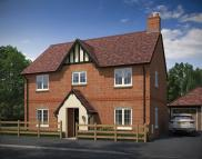 3 bedroom new home for sale in Dorridge Gate Four Ashes...