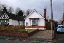 Semi-Detached Bungalow to rent in Astwood Road, Worcester