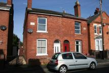 semi detached house in Blakefield Road...