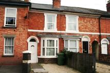 Terraced house in Wylds Lane, Worcester