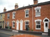 2 bedroom Terraced house in Lowell Street, Worcester