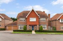 5 bed Detached house in Goddard Close, Guildford...