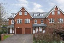 Terraced house in Sells Close, Guildford...