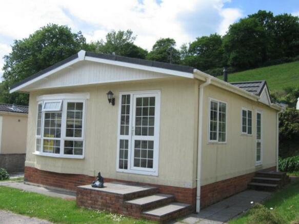 2 Bedroom Mobile Home For Sale In Ashburton Park TQ13