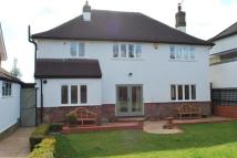 Detached property in Amenbury Lane, Harpenden...