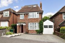Detached home in Woodville Road, Barnet...