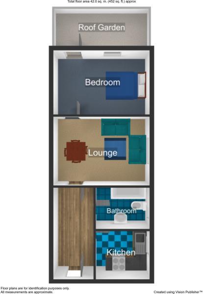 Flat 3 Floorplan