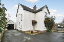 Detached house in Crown Lane, Benson...