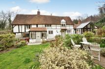 4 bedroom Detached home in Henley Road, Wargrave...