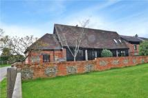 3 bedroom Character Property to rent in Bosmore Farm Barns...