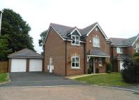 4 bed Detached home for sale in Firth Close, Sandbach...