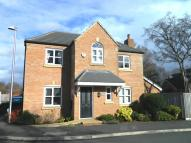 4 bed Detached home in Pavilion Place, Sandbach...