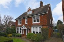 5 bedroom Detached property to rent in The Drive, Sevenoaks...