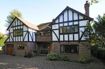 5 bed Detached property in Shoreham Lane, Sevenoaks...