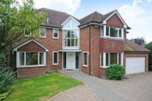 5 bedroom Detached property in Blair Drive, Sevenoaks...