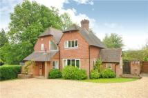 Detached house in Blackhall Spinney...