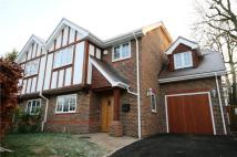 4 bed new house in Bradbourne Vale Road...